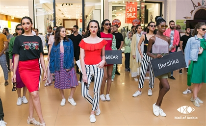 Mall of Arabia's Fashion Mania is Giving Away EGP 25000 to Shoppers