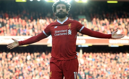 Mo Salah Wins FWA Footballer of the Year