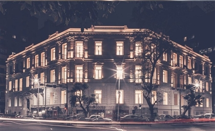 La Viennoise: Downtown Cairo's 1st Environmentally-Friendly Historical Building