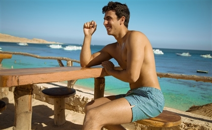 Egypt's Newest Men's Swimwear Brand is Here to Up Your Sahel Game