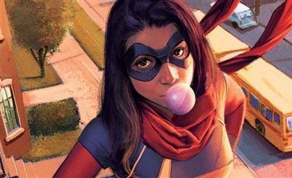 Marvel Studios Are Working on First Muslim Female Superhero Movie