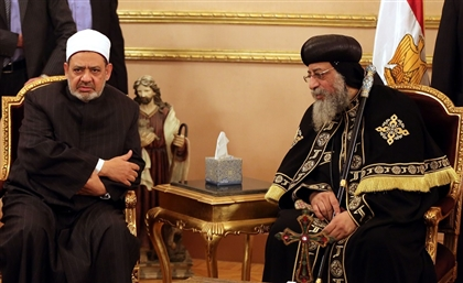 Egypt's High Media Council Bans Referring to Coptic Pope and Al Azhar's Imam Without Honorary Titles