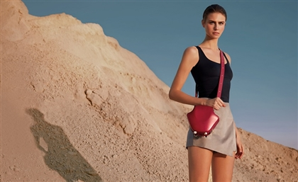 Amarna: Sabry Marouf's New Handbag Line Combining Heritage and Haute Couture