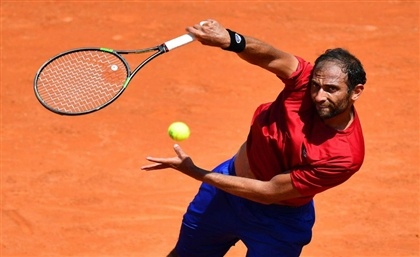 This is the First Egyptian to Participate in a Grand Slam in 22 Years