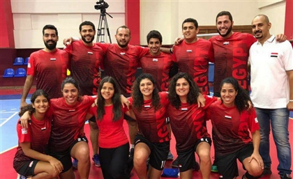 Egypt's Dodgeball Team Will be Competing at the 2018 World Cup