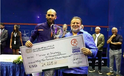 How AAIB Helped the Egyptian Squash Scene Continuously Grow Since 2010