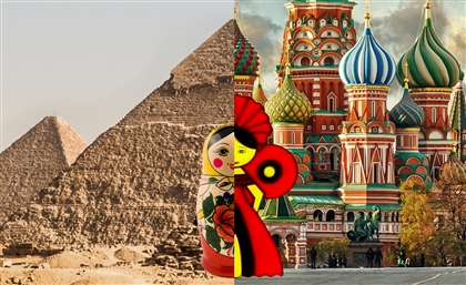 10 Reasons Why Russia is Just a More Extra Egypt