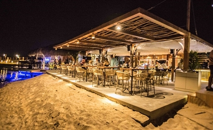 This Sahel Beach-Bar Will Have You Making Tough Choices Between Dancing and Sushi
