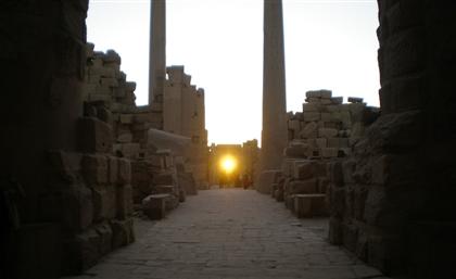 Summer Solstice is going to light up Egypt's Karnak Temple