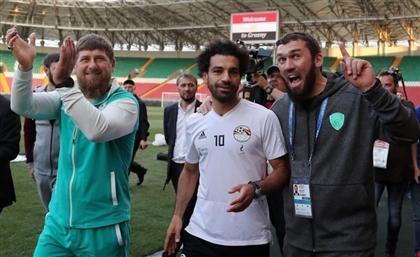 Mohammed Salah Controversially Awarded Honourary Chechen Citizenship