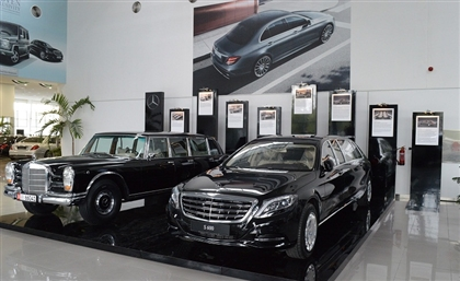 Mercedes-Benz Announces the Launch of a Program in Egypt to Buy and Sell Used Cars