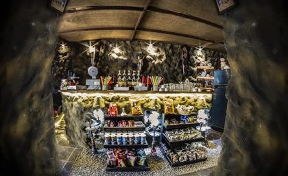 This New Man Cave in Cairo is the Perfect Getaway With the Boys