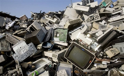 Egypt Among the Top Countries to Produce E-Waste