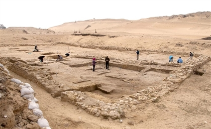 Two 4,500-Year-Old Houses Were Just Discovered Near the Pyramids of Giza