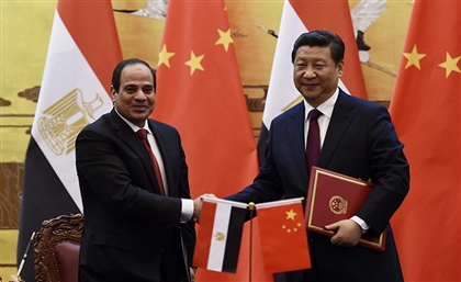 Record Increase in Egyptian Exports to China in 2017