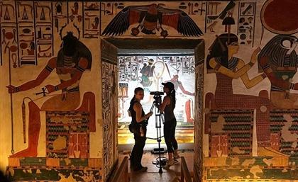 Get an Interactive Virtual Reality Tour in Nefertari's Tomb