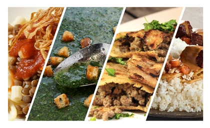 QUIZ: Which Traditional Egyptian Dish Are You?