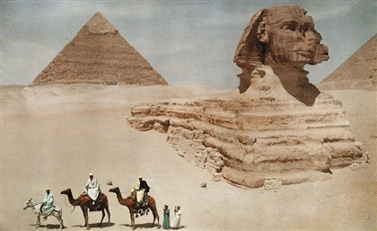 A Second Sphinx has Just Been Discovered in Luxor
