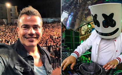 Amr Diab to Work with American Electronic Music Producer Marshmello on New Single