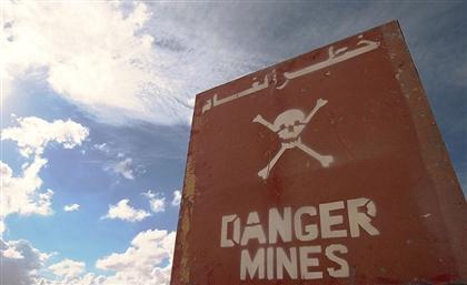 Egypt Almost Halfway Through Clearing Al-Alamein Landmines