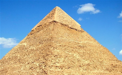 Maintenance Work To Be Performed On the Pyramid of Khafre