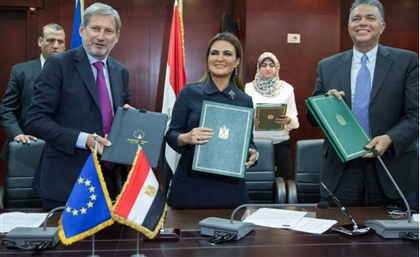 Trade Between Egypt and the EU Reached $13.4 Billion in the First Half of 2018