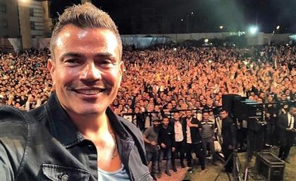 Egyptian Icon Amr Diab to Perform Live at Golf Porto Marina This Thursday