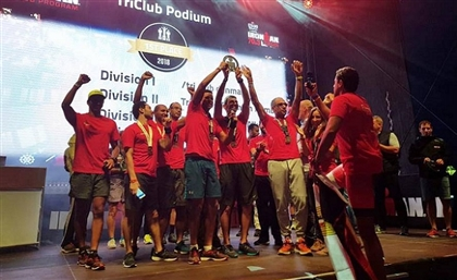 Egyptian Triathlon Team Earns First Place in Germany's Triclub Ironman Competition
