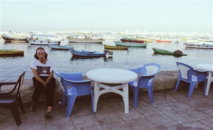The Fringes: The Fraying Wonders of Aya Sharkawy's Poetry
