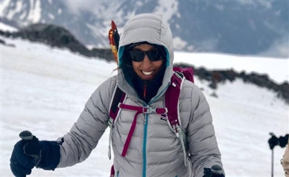 This Diabetic Egyptian Woman Just Conquered the Highest Mountain in Europe