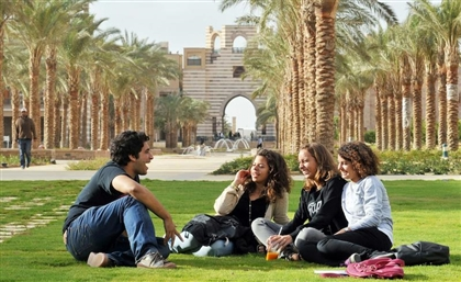 The Egyptian Girl's Guide to Freshman Year at University