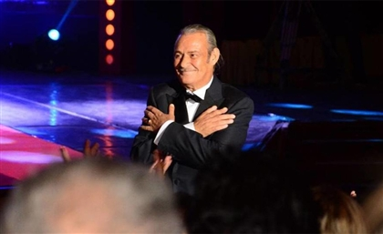 Farouk El-Fishawy Goes Public with His Cancer Diagnosis at Alexandria Film Festival