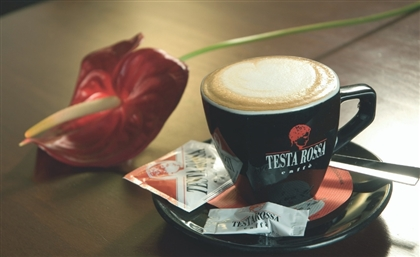 Testa Rossa: The Charming Heliopolis Cafe  Serving Cairo's Best Italian Coffee