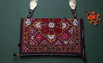 This Fashion Designer is Keeping Egypt's Handicraft Heritage Alive with Unique Clutches