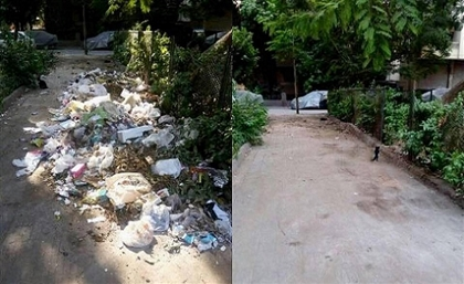 Upload Photos of Street Rubbish to This New Egyptian App and it Will Get Cleaned Up