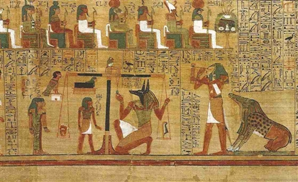 Exceptionally Rare Ancient Egyptian Papyrus Book Auctioned off for €1.3 Million