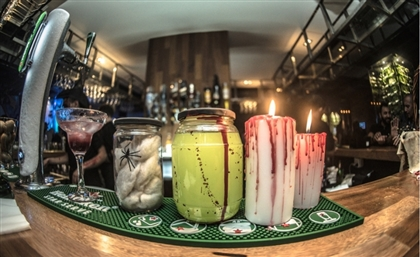 The Tap Maadi, East, and West, Gearing up for a Spook-tacular Halloween