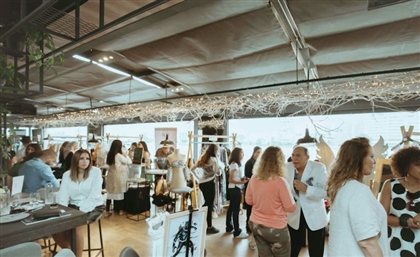 The Annual Fashion Brunch Spotlighting Cairo's Hottest Designers is Back
