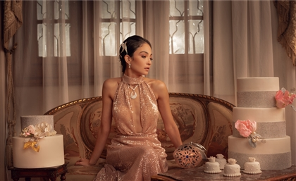 Cake Meets Fashion in This Deliciously Gorgeous New Egyptian Photoshoot