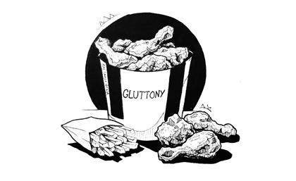 The Egyptian Postmodernist Illustrator Reimagining Modern-Day Vices
