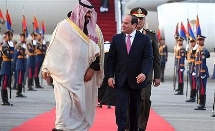 Saudi Crown Prince Mohamed Bin Salman Lands in Egypt This Friday