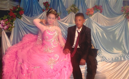 Damning New Report Reveals Shocking Statistics on Child Marriage in Egypt