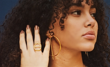 This 'Astronomical' New Egyptian Jewellery Collection Looks to Geometry for Inspiration