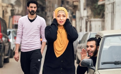 The Middle East's Biggest Anti-Sexual Harassment Campaign Just Launched in Egypt