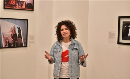 Meet Laura El-Tantawy, the British-Egyptian Photographer Reborn in Egypt's Revolution