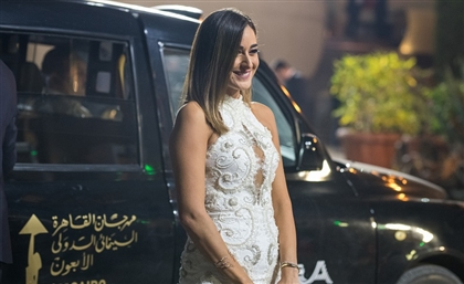 London Cabs Deliver the Stars to the Red Carpet in Style at Cairo International Film Festival