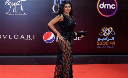 Rania Youssef to Stand Trial Over Revealing Red Carpet Dress