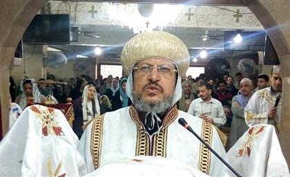 Egyptian Bishop Leads First Ever Coptic Mass in Saudi Arabia
