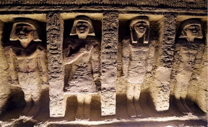 'One of a Kind' Ancient Egyptian Tomb Discovered in Saqqara