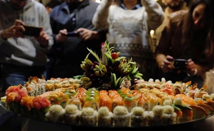 elmenus to Give Away 2,000 Sushi Pieces to Cairo Offices with Highest Online Orders